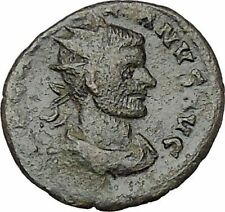 Aurelian  270AD Authentic Ancient Roman Coin Concordia Harmony Cult  i40919