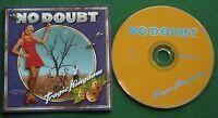 No Doubt Tragic Kingdom inc Don't Speak / Sunday Morning + CD