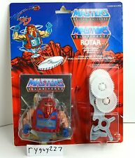 MOTU, Rotar, Masters of the Universe, MOC, carded figure, sealed, He-Man, sealed