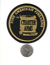 CHARTER ARMS FINE AMERICAN FIREARMS PISTOL RIFLE SHOTGUN PATCH-MICHIGAN DEER