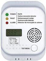 Kohlenmonoxid CO Melder Warner Gaswarngerät Gaswarnmelder Gasmelder Detektor