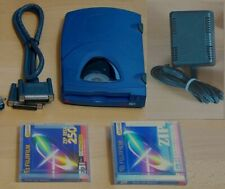 SCSI ZIP Drive 250MB 100MB Iomega Laufwerk für AKAI EMU Sampler PC Mac geeignet