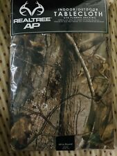 Real tree Indoor /Outdoor Round 60� ap camo Table Cloth