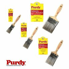 """Purdy Monarch XL Elite Synthetic 5pce Paint Brush Set 1x1"""", 1.5"""", 2"""", 3"""" and 4"""""""
