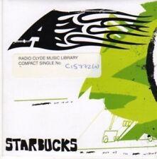 (BE561) A, Starbucks - 2002 DJ CD