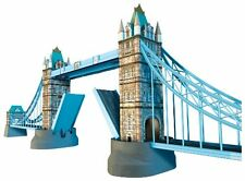 PUZZLE RAVENSBURGER 3D 216 PEZZI TOWER BRIDGE LONDRA LONDON 12559 NOVITA' 2012