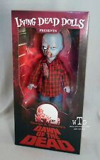Ldd living dead dolls Presents * Plaid Shirt Zombie * sealed box Day Of The Dead