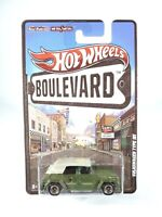 Hot Wheels Boulevard Underdogs Volkswagen Type 181 NEW NOC with Protecto