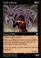 MTG magic cards 1x x1 Light Play, English Wall of Souls Stronghold