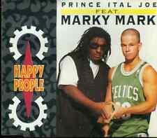 Maxi CD Prince Ital Joe Feat. Marky Mark/Happy People (03 Tracks)