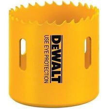 """DEWALT 40mm (1-9/16"""") BIMETAL DEEP CUT HOLE SAW  HOLESAW DW1836 FOR WOOD & METAL"""