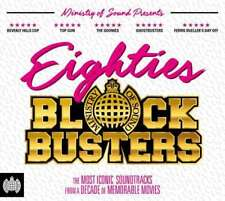Various - 80s Blockbusters - Ministry Of Sound NEW CD