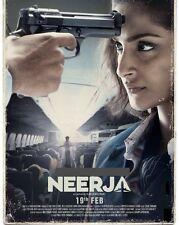 Neerja (2016) -  Sonam Kapoor, Shabana Azmi -  bollywood hindi movie  dvd