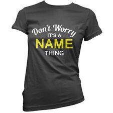 T-shirts personnalisés pour femme taille 38