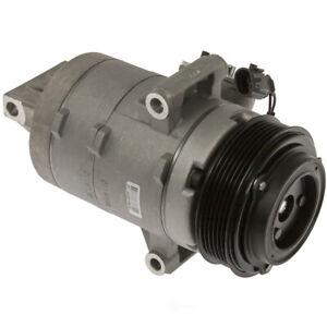 A/C Compressor Omega Environmental 20-21806-AM