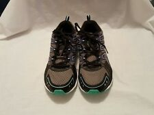 Everlast Womens Eve Parker Gray Running Shoes Size 9M Style 71081