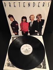 Pretenders – Pretenders (Vinyl, LP, Album, 1980, New Wave)