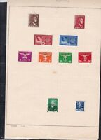 norway stamps page ref 18175