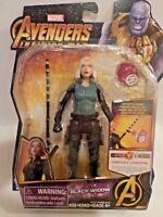 Marvel Avengers Infinity War Action Figure - Black Widow With Infinity Stone New