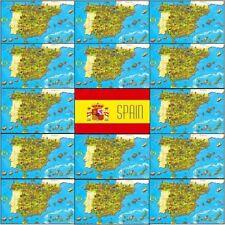Postcard Towns / Villages / Scenes / Views Country Spain - Various Places
