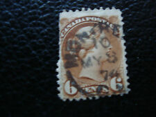 CANADA - timbre yvert et tellier n° 32 obl (2eme choix) (A20) stamp