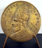 Medal Sc a J Corbierre to Saint Pierre The1st Pope Pope San Pedro Dad 1920 Medal
