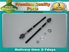2 INNER TIE ROD END SET FOR CHEVROLET AVEO 12-18 HOLDEN BARINA 12-18