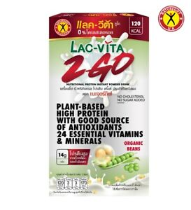 Nature Gift Lac-Vita 2Go with L-Carnitine Weight Loss Protein Drink 1 Sachet