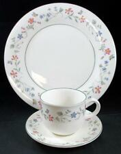 Royal Doulton FLORENTINA Trio Dinner Plate Cup & Saucer SHOWROOM INVENTORY