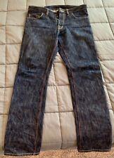 Shockoe Atelier 18oz Raw Denim Jeans