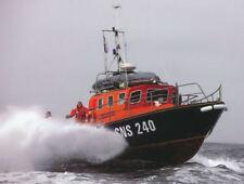 Pericolo in mare scialuppa SNS 240, stazione du Tréport, Francia