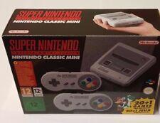 Nintendo Classic Mini: Super Nintendo Entertainment System - SNES mini NEU OVP