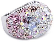 Swarovski  Chic   Pink    ring   55  1051832  New
