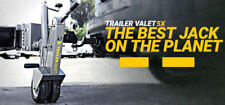 TRAILER VALET TOW DOLLY; EASILY HITCH UP OR MOVE ANY TRAILER / BOAT BY YOURSELF!