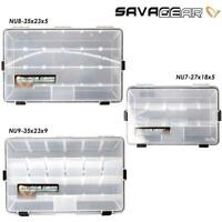SAVAGE GEAR WATERPROOF BOXES FOR LURES AND ACCESSORIES CRAZY PRICES