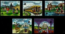 DISNEY STAMPS, GRENADINES OF St. VINCENT YEAR 1989, MNH, LOT 10