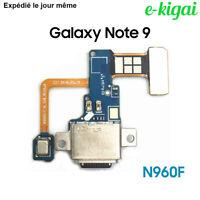 GALAXY NOTE 9 SAMSUNG DOCK Connecteur de CHARGE Micro Port USB Nappe SM-N960F