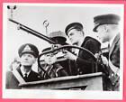 1939 Royal Navy Fleet Air Arm Gunnery Instruction in England Original News Photo