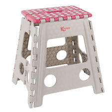 Kleeneze® KL064479EU Large Step Stool with Carry Handle| Lightweight