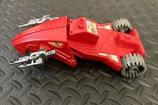 Vintage MOTU Masters of the Universe He-Man 1985 Laser Bolt Original Red Vehicle