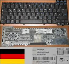 TASTATUR QWERTZ DEUTSCH HP NX7300 NX7400 413554-041 MP-03126D0D930B 417525-041