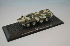BTR 80. 98 AIRBORNE DIVISION KFOR PRISTINA SERBIA 1999. 1/72