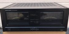 ONKYO M-504 STEREO POWER AMPLIFIER - FULLY SERVICED & TESTED (GREAT CONDITION)