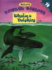 Whales & Dolphins Sticker Stories