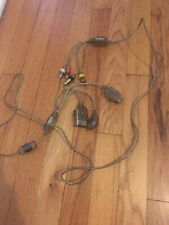 New listing Audio Video Hdmi Component Composite Cable Multi (Xbox Wii Ps3) Look At Pics
