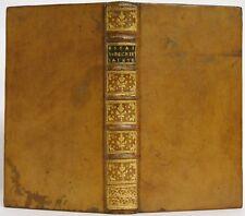 Essai Écriture Sainte tableau historique langue Orientale Reliure époque Gravure