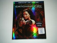 "The Hunger Games"" Catching Fire Blu-Ray Movie & Slip Cover"