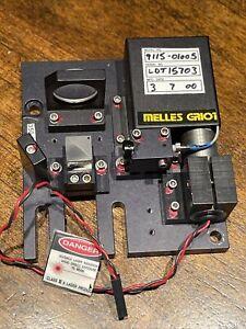 Melles Griot Laser 9115-01005 3.7v