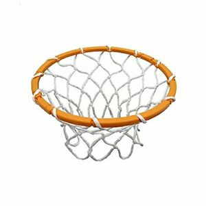 Fp Fisher Price I Can Play Basketball - Replacement Net & Ring Assembly (Lime...