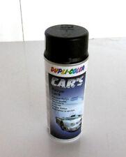 8,50€/ Liter incl. Mwst. Dupli Color Rallye Lack schwarz matt 400ml Spray